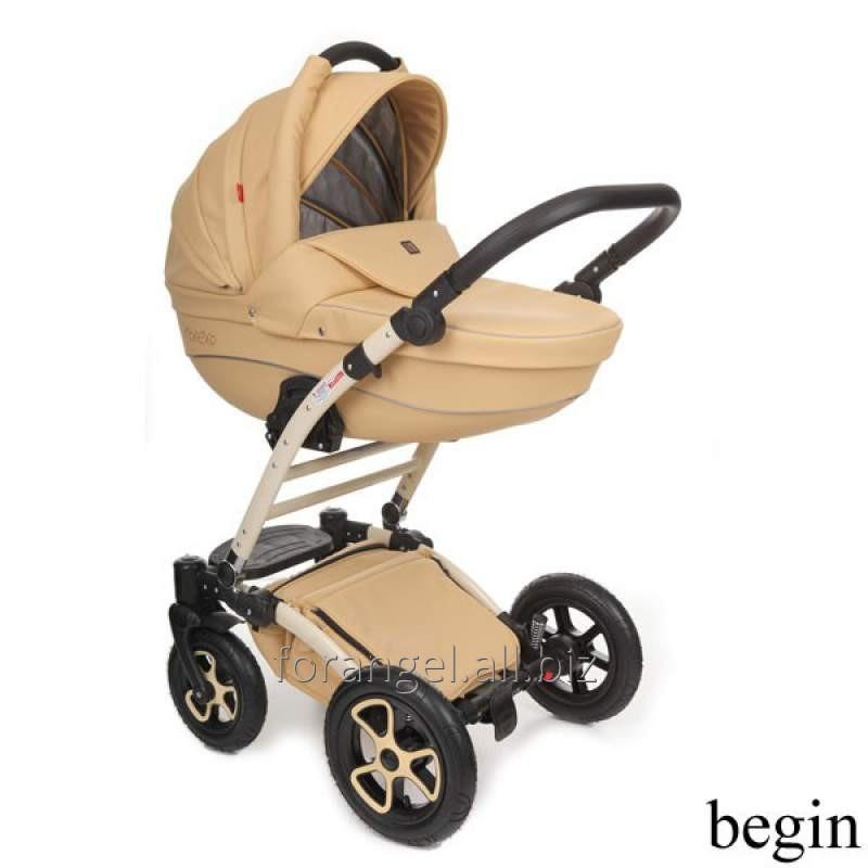 Купить Детская коляска 2 в 1 Tutek Torero Eco Begin