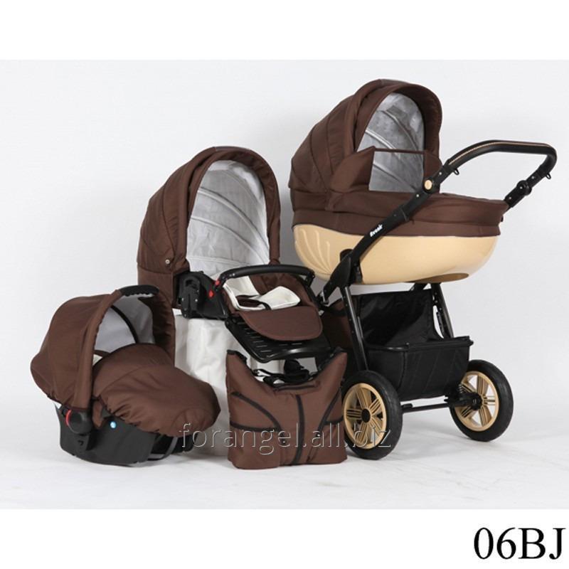Купить Детская коляска 2 в 1 Verdi Avenir 06BG, Артикул 1102-0005