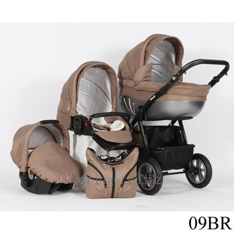 Купить Детская коляска 2 в 1 Verdi Avenir 09BR