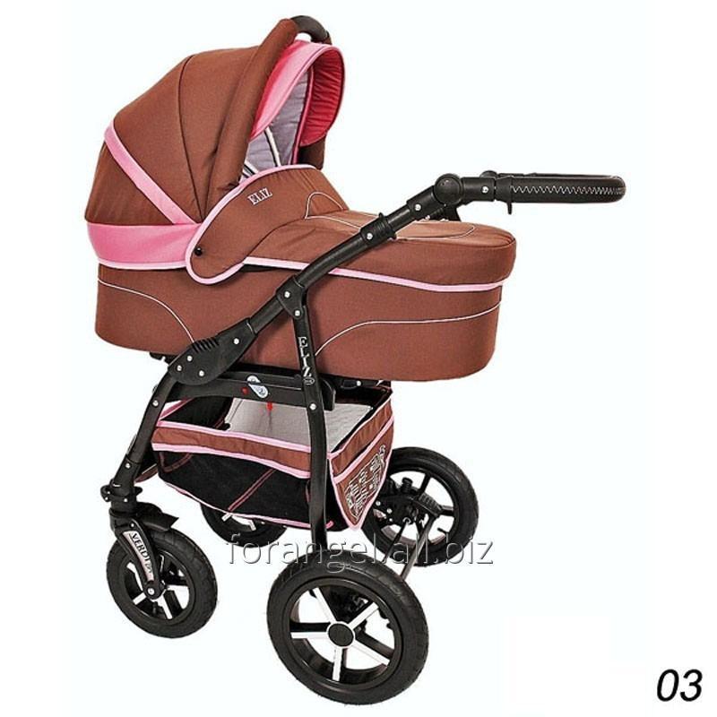 Купить Детская коляска 2 в 1 Verdi Eliz 03