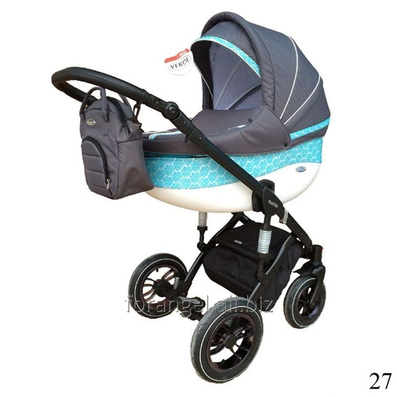 Купить Детская коляска 2 в 1 Verdi Faster 27