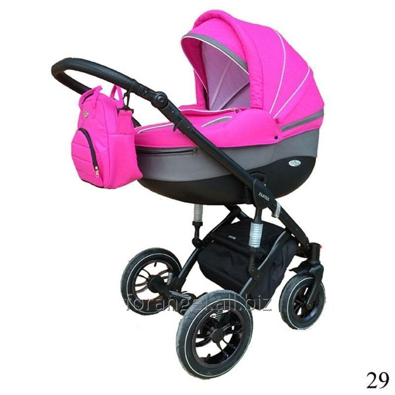 Купить Детская коляска 2 в 1 Verdi Faster 29