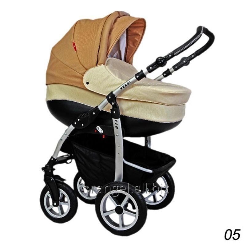 Купить Детская коляска 2 в 1 Verdi Fio 05