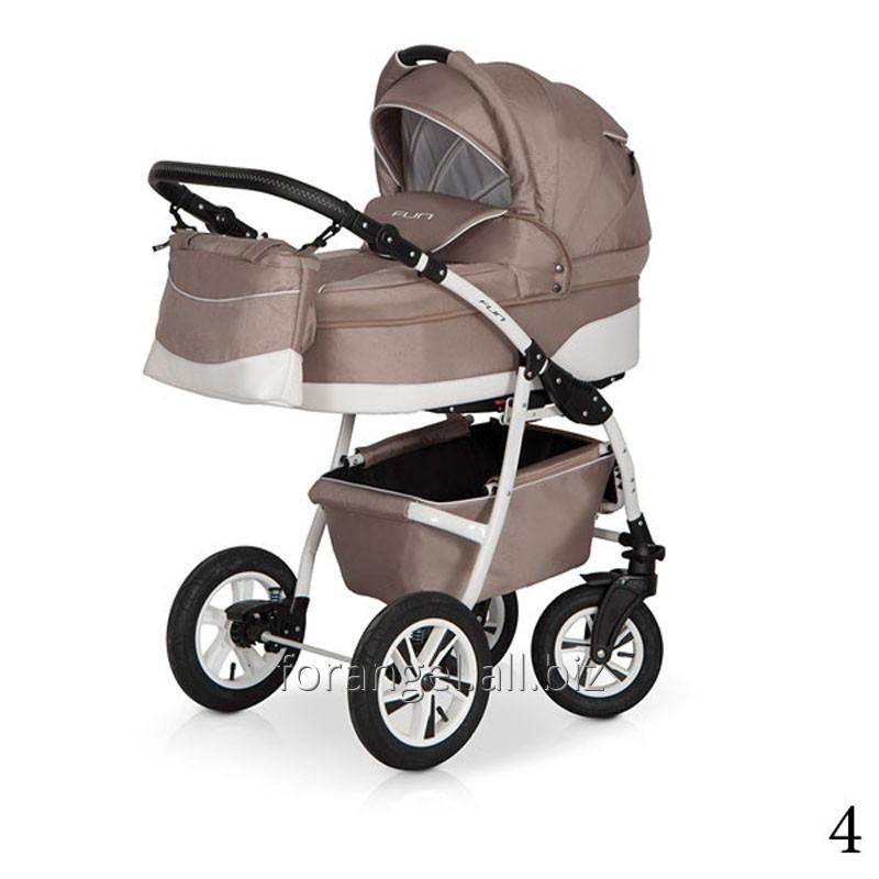 Купить Детская коляска 2 в 1 Verdi Fun 04
