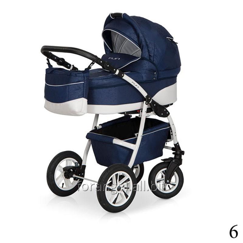Купить Детская коляска 2 в 1 Verdi Fun 06