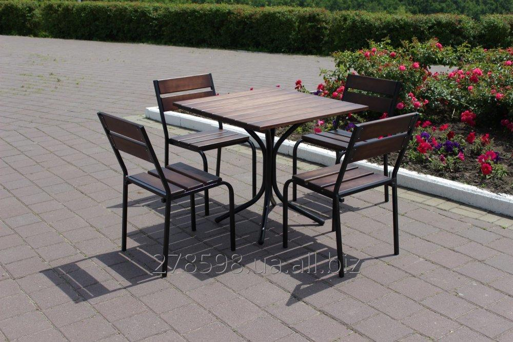 Комплект мебели Классический KIT-Classic-BD темный