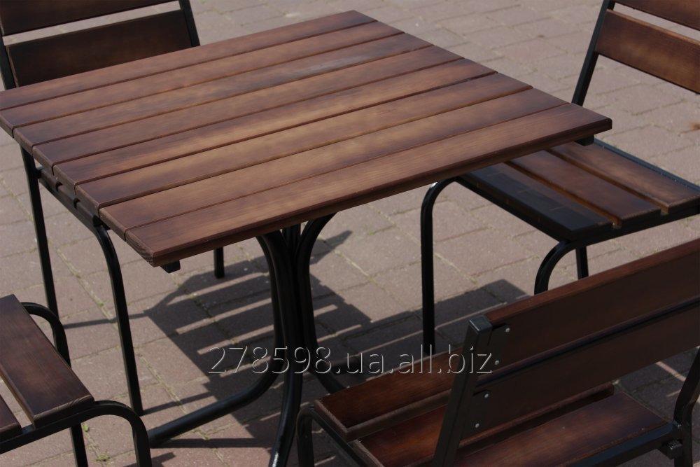 Комплект мебели Классический KIT-Classic-BD для ресторанов