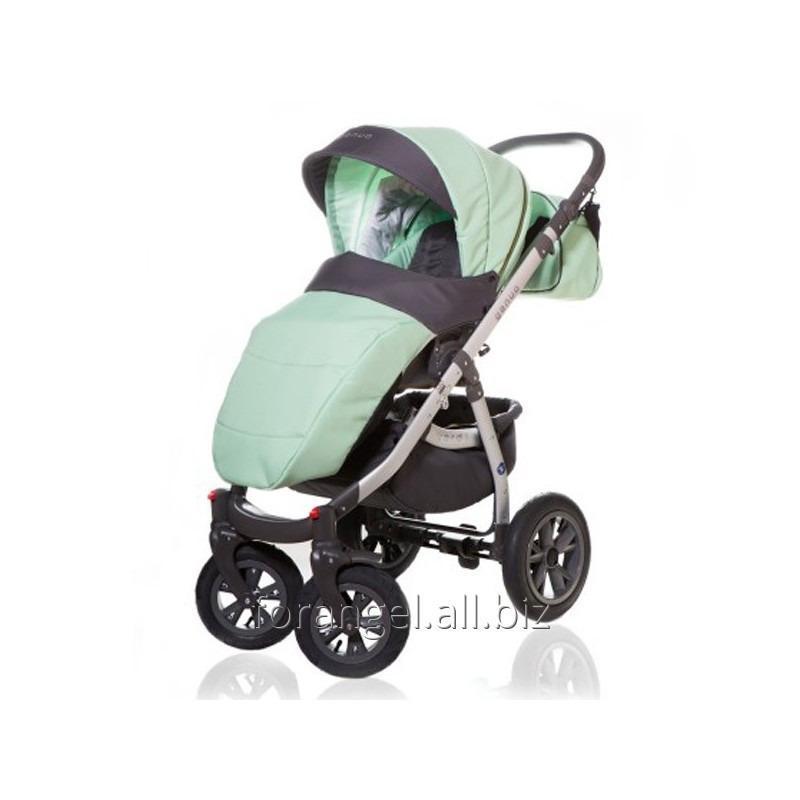 Купить Детская коляска 2 в 1 Verdi Genua 02 Mocca