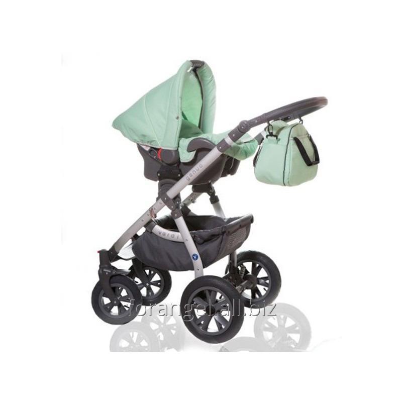 Купить Детская коляска 2 в 1 Verdi Genua 03 Mint