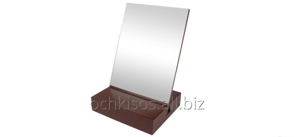 Зеркало настольное М-11 со съемной верхом