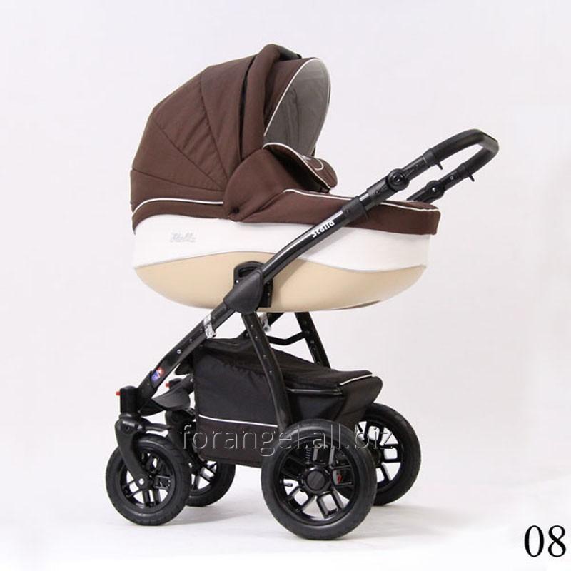 Купить Детская коляска 2 в 1 Verdi Stella 08