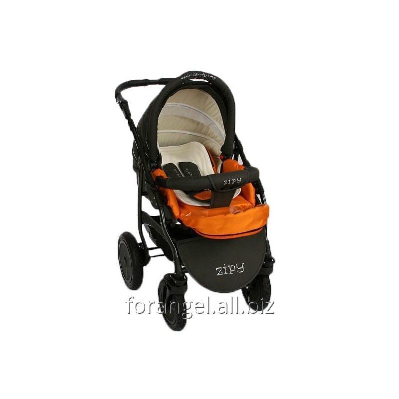 Купить Детская коляска 2 в 1 Verdi Zipy 01