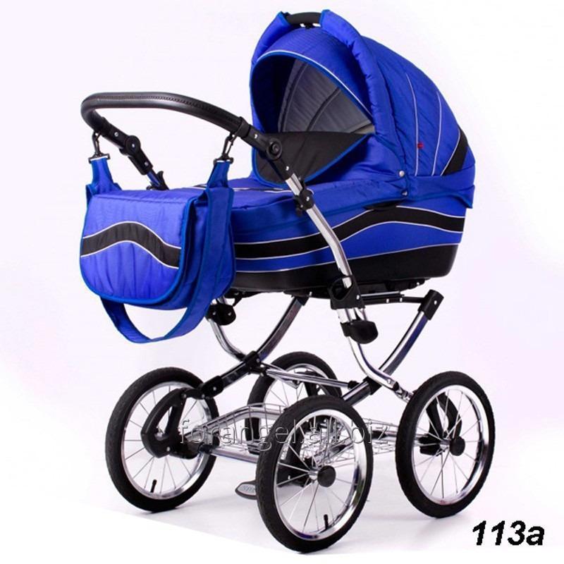 Купить Детская коляска 3 в 1 Adbor Marsel Classic 113a