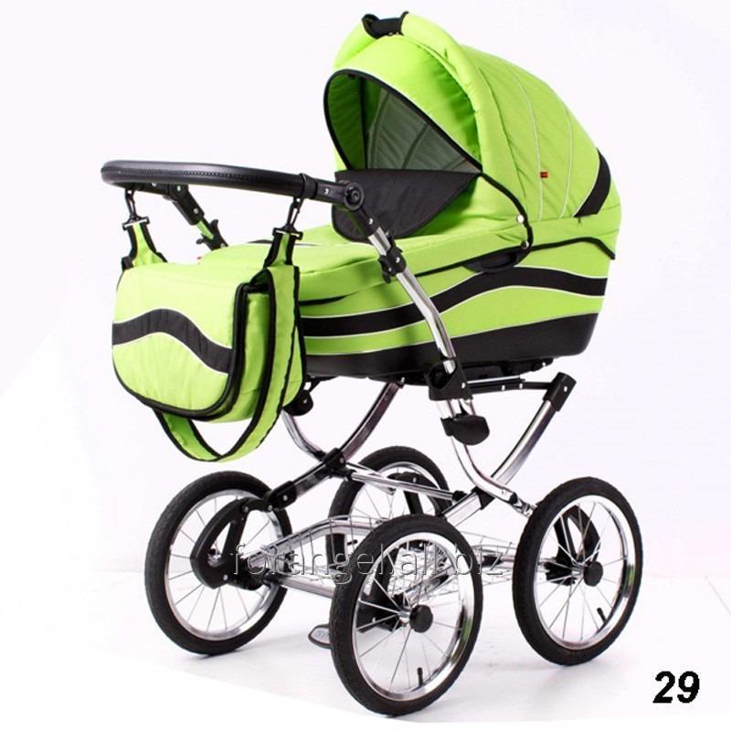 Купить Дитяча коляска 3 в 1 Adbor Marsel Classic 29