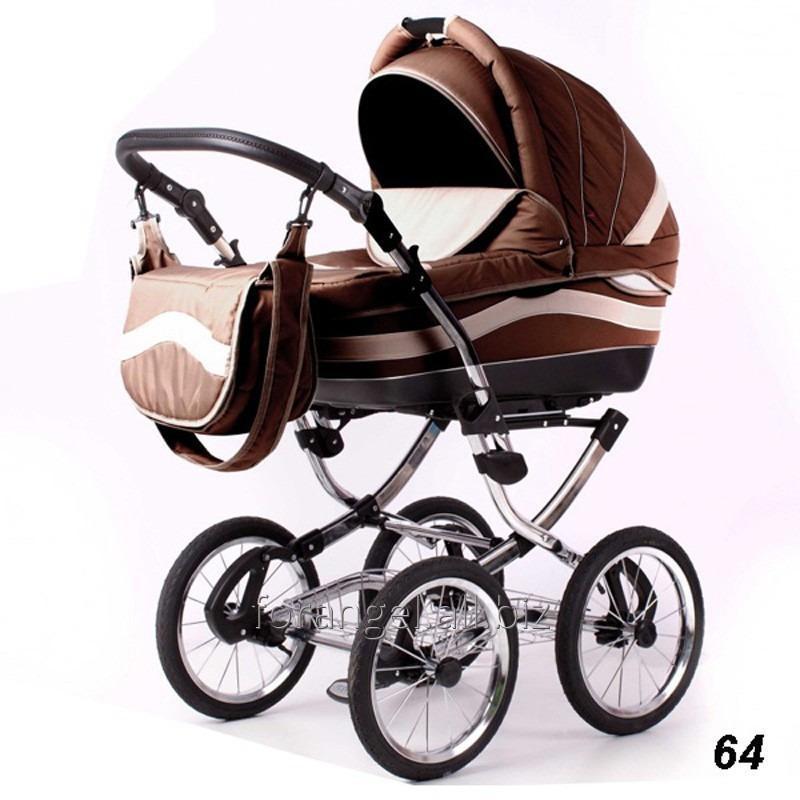 Купить Детская коляска 3 в 1 Adbor Marsel Classic 64