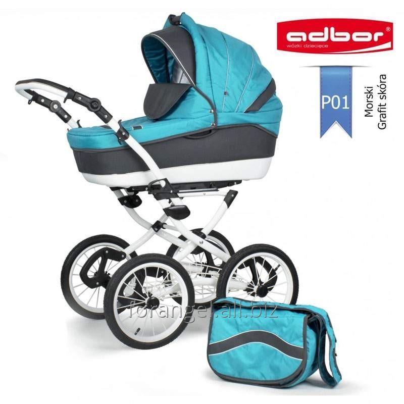 Купить Детская коляска 3 в 1 Adbor Marsel PerFor Classic P01