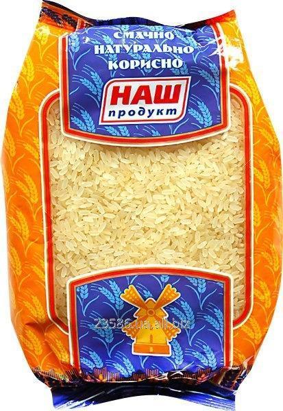 Купить Крупа рис пропаренный долгоз., 1кг