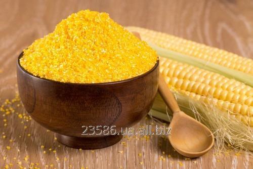Купить Крупа кукурузная, 0,9кг