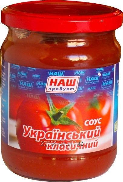 Купить Соус украинский, код: 0002174