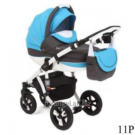 Купить Детская коляска 2 в 1 Adamex Avila 11P