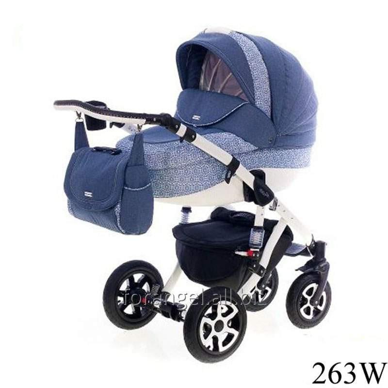 Купить Детская коляска 2 в 1 Adamex Avila 263W