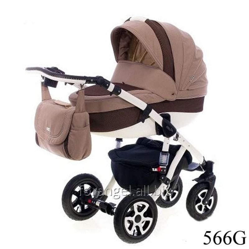 Купить Детская коляска 2 в 1 Adamex Avila 566G