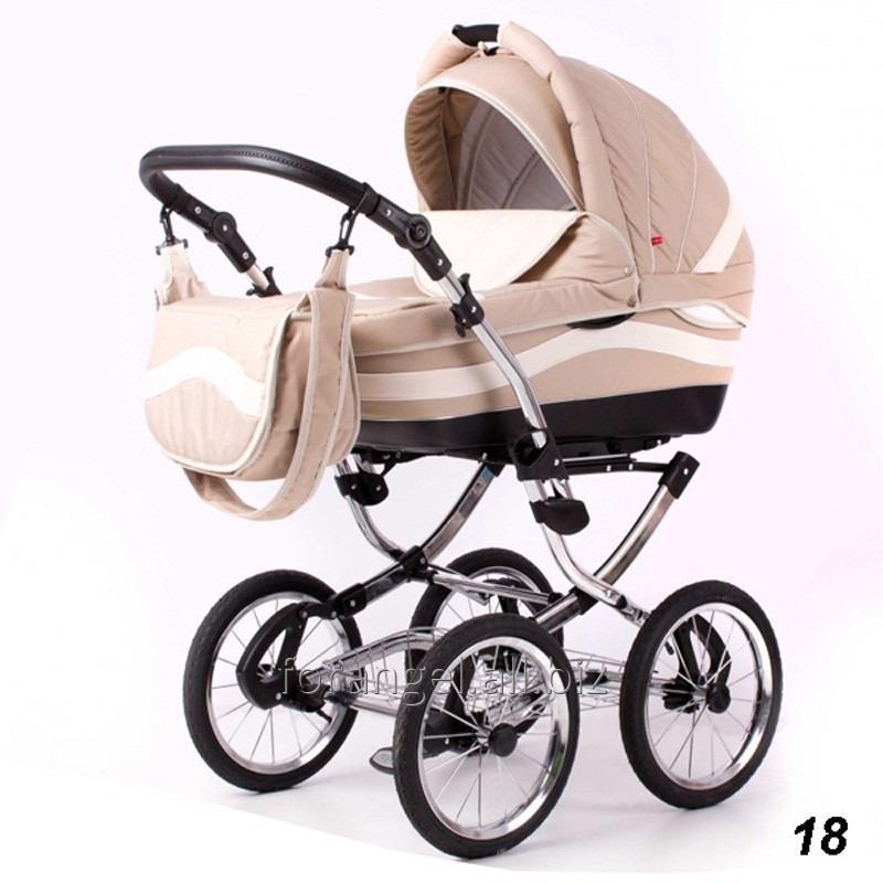 Купить Детская коляска 2 в 1 Adamex Avila 595G