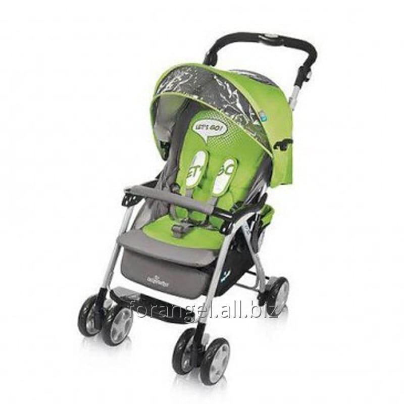 Купить Детская прогулочная коляска Baby Design Tiny-04
