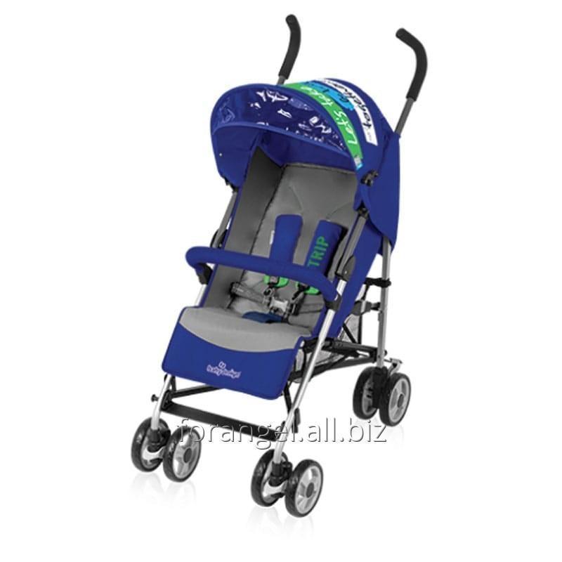 Купить Детская прогулочная коляска Baby Design Trip-03