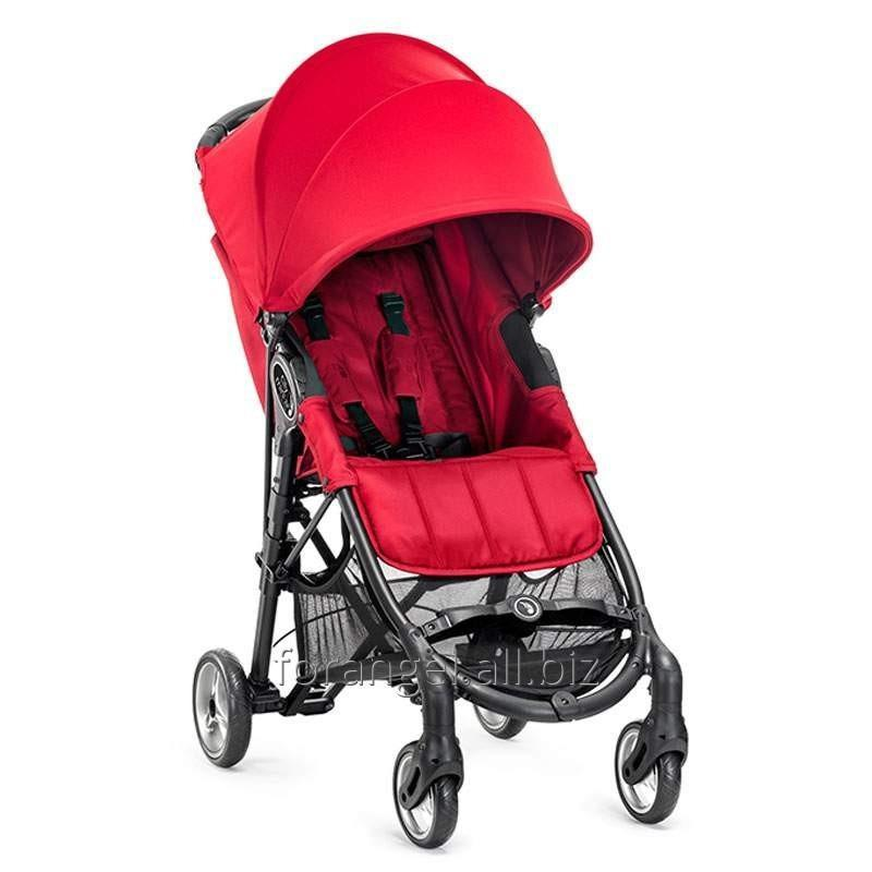 Купить Детская прогулочная коляска Baby Jogger City Mini Zip Red