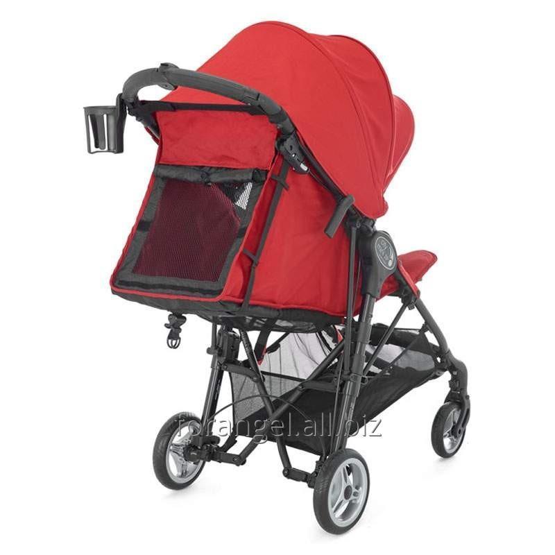 Купить Детская прогулочная коляска Baby Jogger City Mini Zip Teal