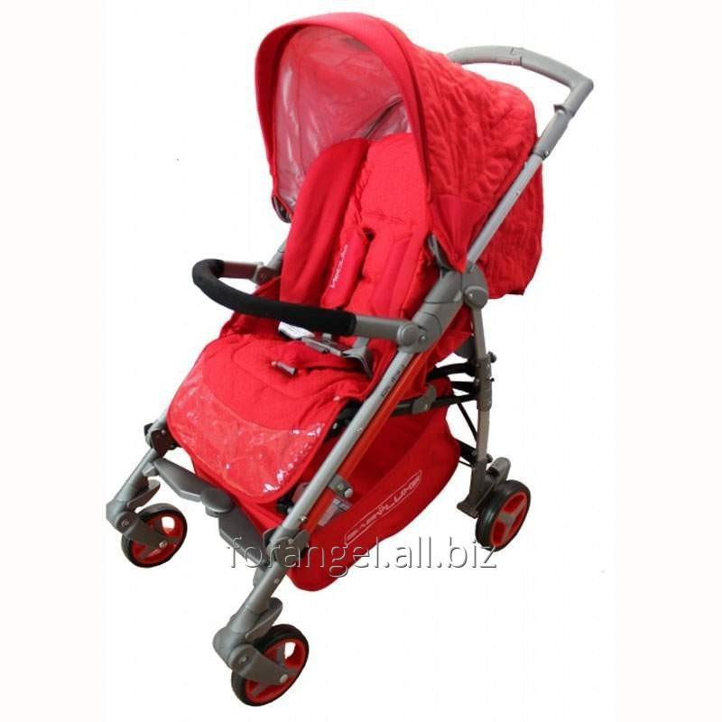 Купить Детская прогулочная коляска Babylux Carita Ruby