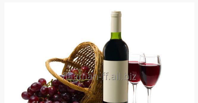 Самоклеящаяся этикетка на вино