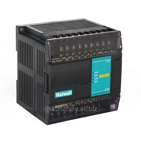 Haiwell C16S2R 16 точек релейный выход логический контроллер с программным обеспечением программируемые логические контроллеры PLC