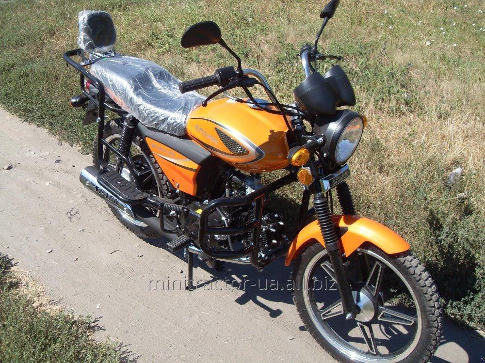 Мотоцикл Spark SP125С-2X