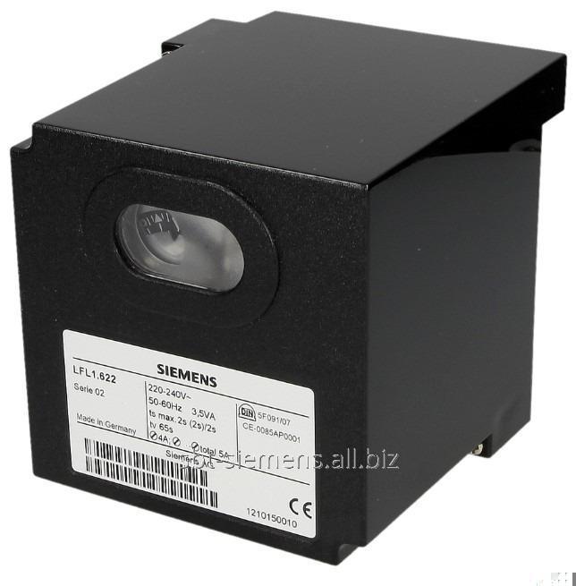 Купить Автомат горения Siemens LFL1.622