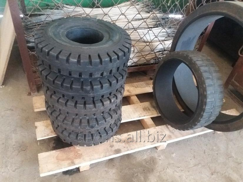 The tire tselnolity for loaders 5.00-8