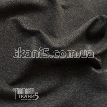 Buy Fabric Jersey two-thread (gray melange) 3013