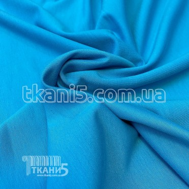 Buy Fabric Jersey two-thread (turquoise) 3019