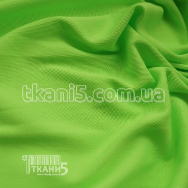 Buy Fabric Jersey two-thread (neon salad) 5038