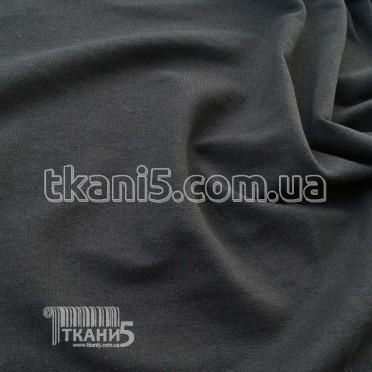 Buy Fabric Jersey two-thread (dark gray) 3017