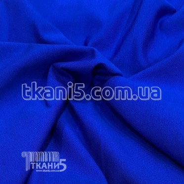 Buy Fabric Jersey two-thread (electro-blue) 4925