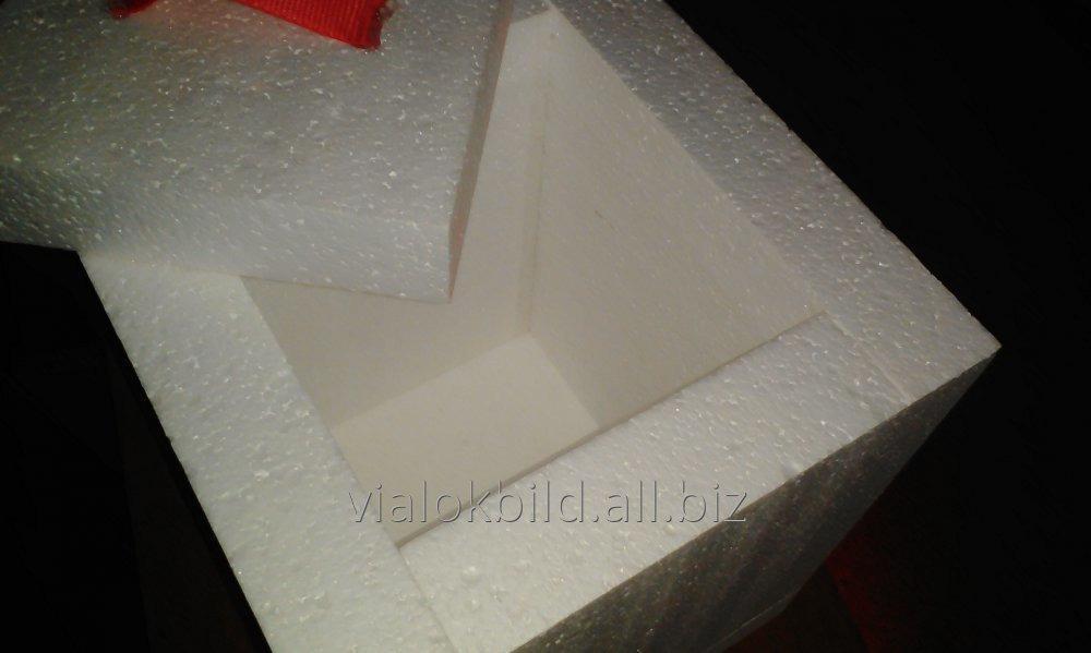 Упаковочные изделия из пенопласта