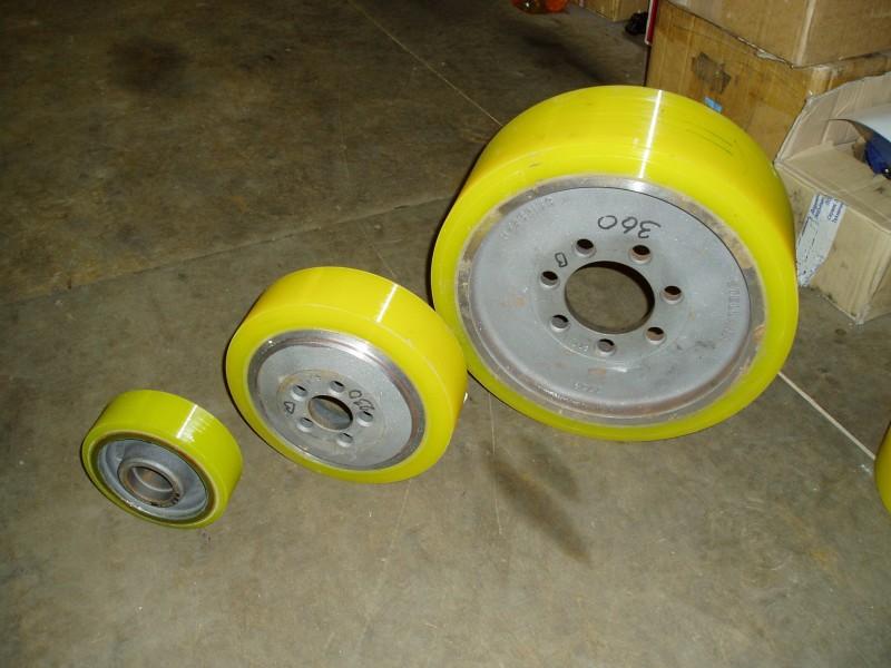 Полиуретановые колеса Украина