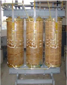 Трансформатори й реактори перетворювальні