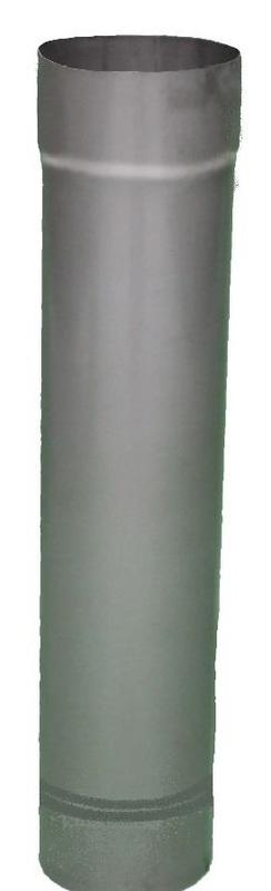 Труба нерж. ф160 1,0 м, 0,8мм