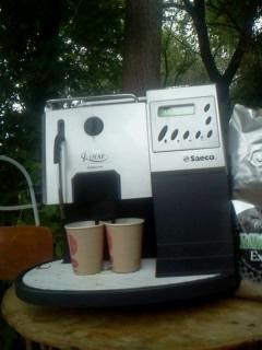 Купить  Кофемашину Saeco royal cappuccino б/у