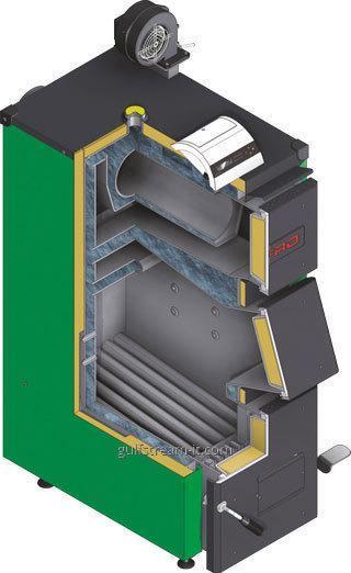Copper solid propellant DEFRO KDR-2 PLUS 30 KW