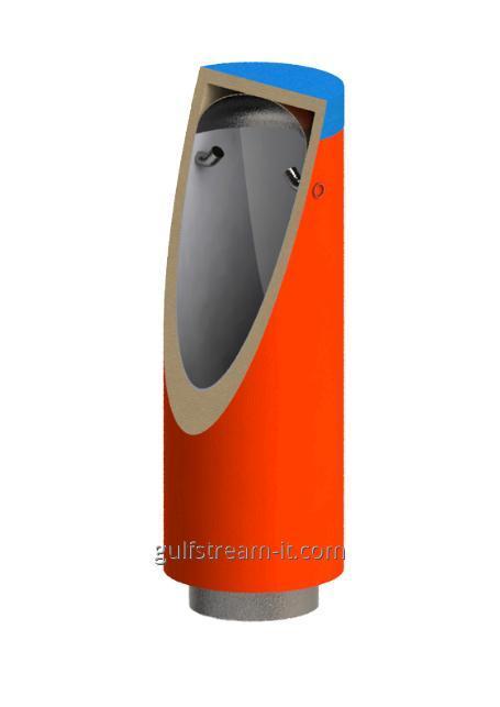 Теплоаккумуляторный бак с изоляцией Solutions 400л