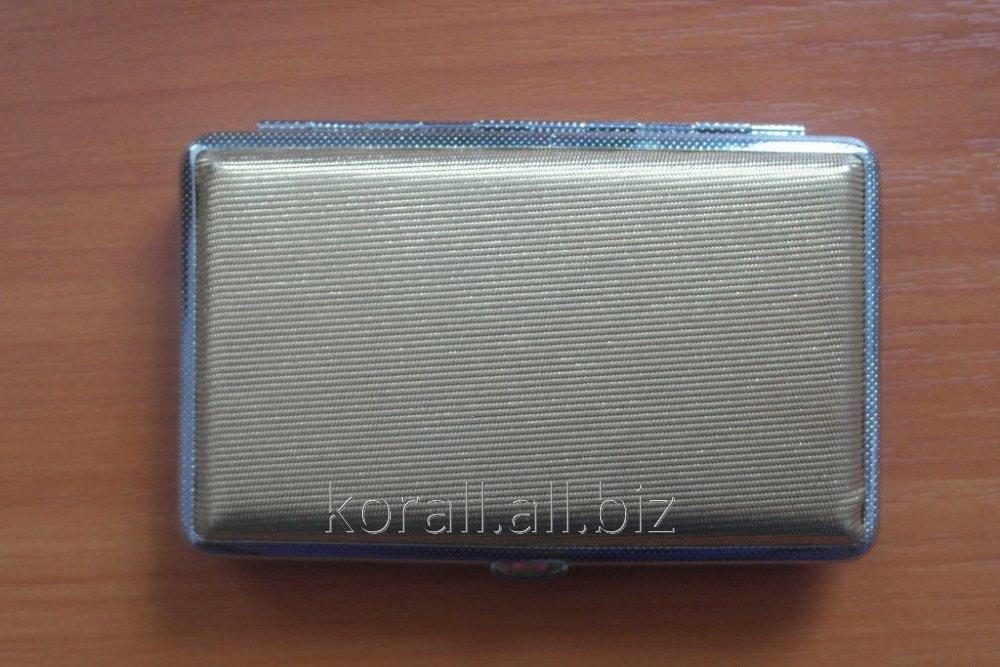 Buy Cigarette case Gold